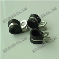 EPDM R type SS304 cable clip