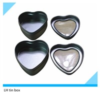 Promotional lovely cookie biscuit or clothes tin box for beautiful color made in China suppliers