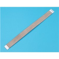 A Type 0.5MM Flexible Flat FFC Cable 20mm For LCD Display , Wrap Acetate Cloth