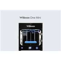 Wiiboox ONE MINI Desktop 3D Printer, Single Extruder