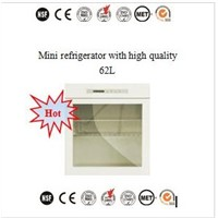 2 to 8 Degree Kinds of Alarms and The Temperature Control Mini Refrigerato