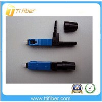 SC/UPC  Assembly FTTH Fast Connector