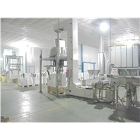 Big bag packing machinery