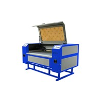 CX-12090 high quality Laser Rubber Cutting Equipment