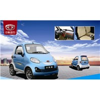 2 seats electric car vehicle automobile