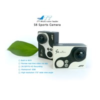JTT S6 Wifi Mini HD1080PWide Angle Sport Action Camera for Aerial Photography
