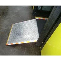 MR-1A Manual Wheelchair Ramp for Low Floor City Bus