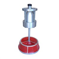 Small portable bubble wheel balancer for sale CE