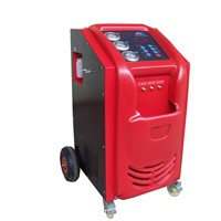 Truck used refrigerant recycling and recharging machine with CE
