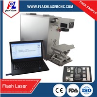 20W portable fiber laser marking machine for metal