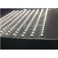 Only 20mm depth required smd2835 high brightness LED lattice for lightbox