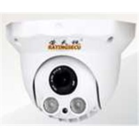 Indoor Megapixel HD IP IR Dome Camera
