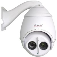 Waterproof Megapixel HD IP IR Speed Dome Camera
