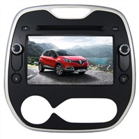 Quad Core Car Dvd Player for Renault Captur AST-8102