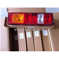 Tail Light 7442.3716 KAMAZ MAZ