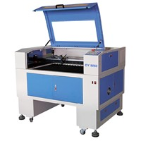 Acrylic laser cutting machine of DT-9060 80w