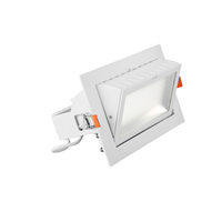 square led ceiling light 60w square downlight rectangular shoplight