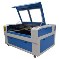 80W CO2 acrylic wood laser cutting engraving machine