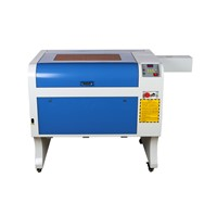 80W cheap laser engraving cutting machine, 600*400mm