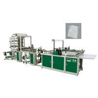 Automatic Zipper Bag Making Machine