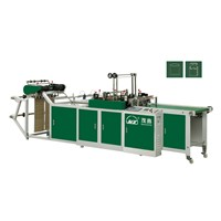 Double Channels Bottom-seal (Double Photocell Tracking) Bag Making Machine