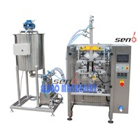 Liquid filler vertical packing machine(SB-AW-LP)