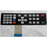 Tactile Membrane Switch  VTMS00238