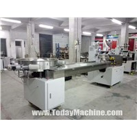 Horizontal packing machine for small product