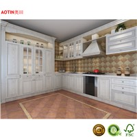 American Style Ready To Assemble Kitchen Cabinet Doors At FSC Standard (AT-SW06)