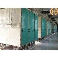HDFW300 WHEAT FLOUR MILL