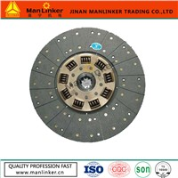 HOWO TRUCK PARTS Clutch Disc 420 Driven disc