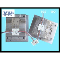 Plastic Injection Mould mold die for LED Light Strip with Two or Four Cavities