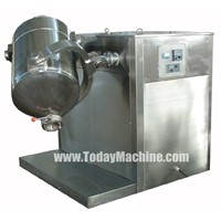 Blender mixer for powder granule