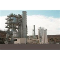 160PTH ASPHALT BATCH MIX PLANT LB2000 FOR SALE