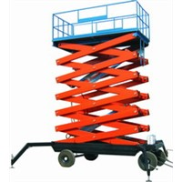 6-16m Electric Hydraulic Scissor Lift with CE Certificate