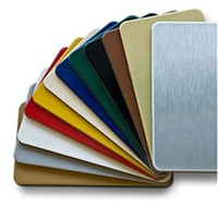 Aluminum Composite Sheeting Panel Sign substrates