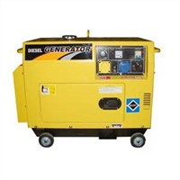 home used air cooled low price diesel generator 4kw