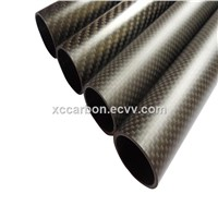 Factory Wholesale high quality 3K carbon fibre tube Carbon pipe