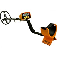 Buried gold and silver portable Underground Metal Detector