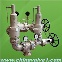 Quick Crossover Safety Relief Valve