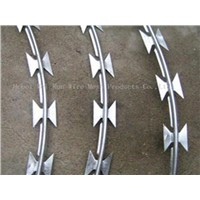 Welded Razor Barbed wire