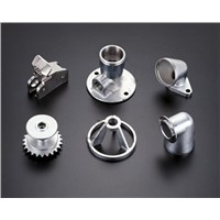 valve components in investment casting or machining