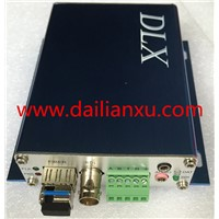 DLX-HDVOP-G 3G-SDI Video/Audio/Data Fiber Optical Transmitter and Receiver