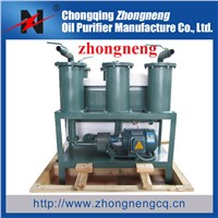 Zhongneng Mini wasted Oil purification system