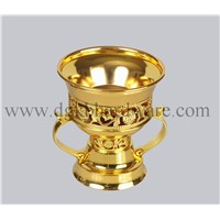 golden incense burner,incense stove