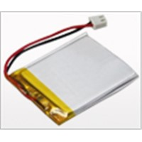 Hot selling 3.7V polymer lithium ion Battery Packs