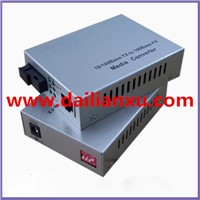 DLX-855G Managed SNMP 10/100M/1000M media converter  Management Gigabit Media converter