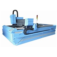DT-1530 500W Fiber metal laser cutting machine