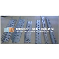 Drywall And Thin Coat Mini Mesh/Perforated Angle Bead