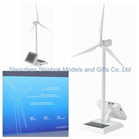 Multifunction Solar Windmill with Digital Photo Frame